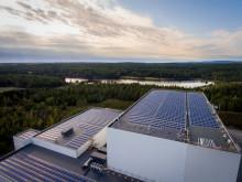 Månedens bygg september 2016 - Storebrand/UNILs nye lager i Østfold