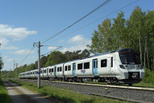 ​Siemens tests new Great Northern trains for Hertfordshire-Moorgate services