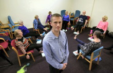 £1.4m grant to assess how yoga benefits older people with multiple long-term health conditions