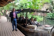 """Film ab! Mit Thorsten Wolf auf den Spuren von """"Tierärztin Dr. Mertens"""" im Zoo Leipzig"""