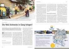 """""""Der Gemeinderat"""": Die Netz-Schnecke in Gang bringen!"""