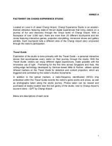 Changi Experience Studio Fact Sheet