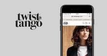 Svenska modeaktören Twist & Tango lanserar B2B och B2C