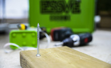 The pressure is on with ESSVE'S sill plate screw!