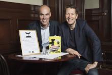 Bennys hemliga rapporter – årets vinnare av Barnradions bokpris
