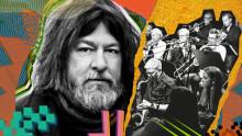 Ebbot Lundberg gör kosmiska konserter med storband i Stockholm och Göteborg