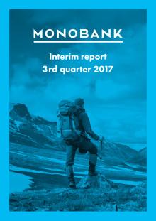 Monobank ASA - Report - Q3 2017