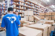 La logistique, activité clé chez Panalpina France