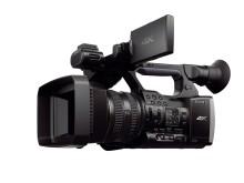 Sony adds 4K* consumer camcorder to its Handycam® portfolio