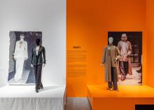 Utställning: Margiela, åren med Hermès