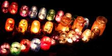 Tusentals ljus tänds för barnens rättigheter