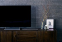 Sony introduces the Compact Sound Bar that stylishly matches your living room