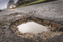 RAC patrols dealt with fewer pothole-related breakdowns in first quarter of 2019 than in the same period last year
