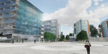 Eidar bygger 100 nya studentlägenheter på Innovatum