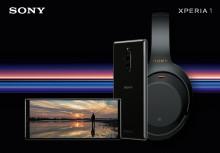 Xperia 1 de Sony disponible dès aujourd'hui à la précommande