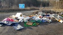 Wieder vermehrt illegale Müllablagerungen im Barnim