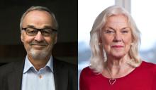 Karin Starrin och Örian Söderberg till Humlegårdens styrelse