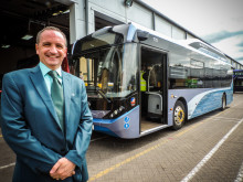 OXFORD BUS COMPANY TRIAL ANOTHER FULLY ELECTRIC BUS