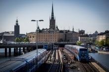 Anpassad kollektivtrafik från och med måndag