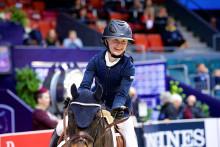Idag startar Gothenburg Horse Show 2017