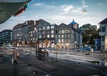 Nu har göteborgarna röstat - Ernst Rosén med bidraget Haga  hjärta Linné vinner markanvisningstävlingen för Skanstorget