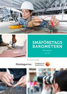 Småföretagsbarometern 2018 - Riksrapport