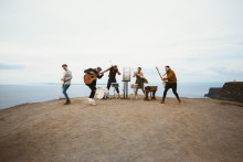 REND COLLECTIVE TIL OSLO!