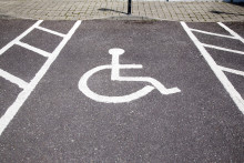 Improvements to disabled parking in Elgin