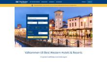 Gästernas behov i centrum för Best Western Hotels & Resorts största digitala satsning någonsin
