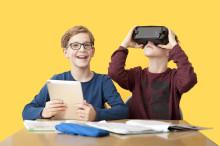 Virtual Reality bringt Klimawandel ins Klassenzimmer