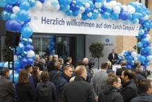 """""""Ein Investition in die Zukunft"""" – Feierliche Einweihung des Zurich Campus"""