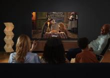 Disney+ disponible en los televisores Sony con Android TV