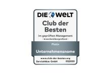 Club der Besten: Best Practice im Management