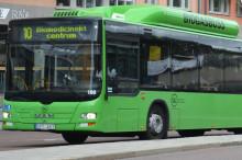 Trafikförändringar för stadsbusstrafiken i Uppsala under 2016