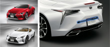 Yamaha Motor's Performance Damper for Use in LEXUS LC   - Contributing to a higher-driving comfort and steering stability -