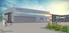 RUAG Space och Henningson-Gruppen investerar hundra miljoner i en ny rymdfabrik i Linköping