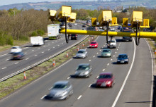 Drivers support wider use of average speed cameras on motorways - despite more than half admitting to breaking the 70mph-limit