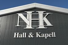 Norrlands Hall & Kapell kan bli Norrlands bästa entreprenör
