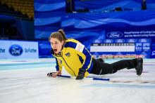 Curling-VM: Förlust i semifinalen mot Ryssland. Skottland väntar i bronsmatch.