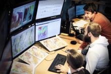 Inbjudan: Webbinarium för media om SMHIs förnyade vädervarningar 8 dec