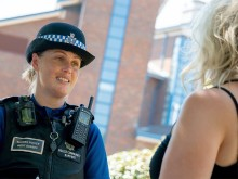 Chief Constable welcomes additional police funding