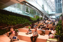 Changi Airport unveils refreshed Terminal 3 Basement 2