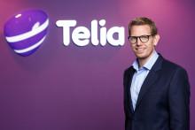 Telia Norges finansdirektør blir ny CFO i Telia Company konsernet
