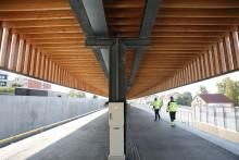 Kolsåsbanen ferdigstilles og gjenåpner søndag 12.oktober