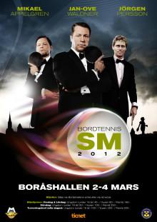 J-O Waldner siktar på sitt 10:e SM-guld i Borås
