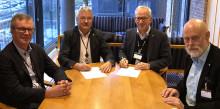 Samarbeid med NTNU om finans og digitalisering