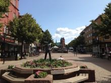Caféerna ökar mest i tillväxtrapport om Hässleholms centrum