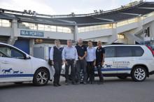 Evidensia veterinär samarbetspartner under FEI EM i Ridsport Göteborg 2017