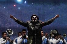 Klubbkväll med Chico Trujillo på Stora Teatern