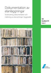 SEK Handbok 419 - omslag
